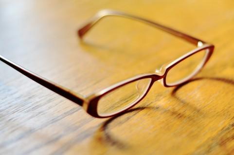 ため息のメガネ