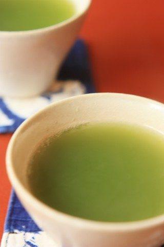 休憩中・・・生茶