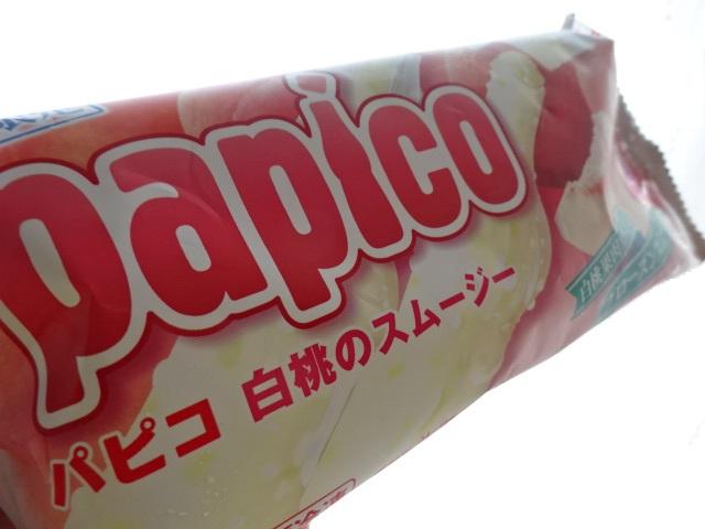 パピコ 白桃のスムージー ※アイスです