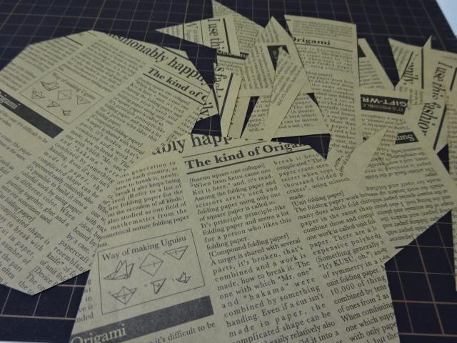 A7サイズのお手製文具(ノート)を作ってきた:表紙のアイディアは無限!