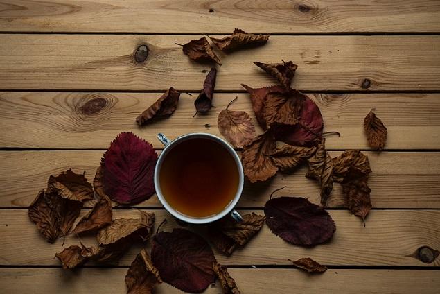 ウーロン茶と私。