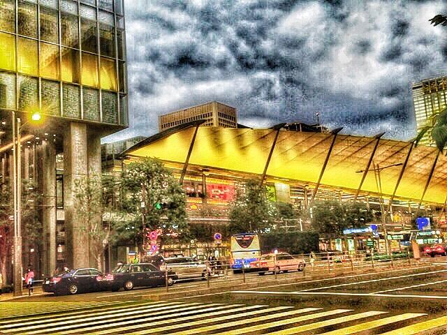 東京駅午後6時 今日の一枚