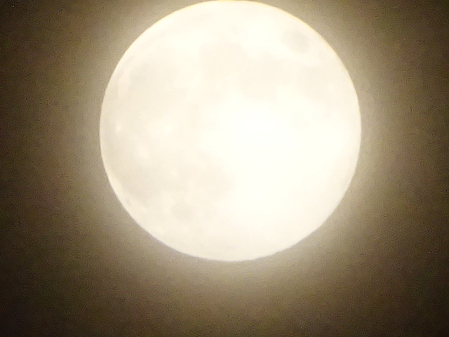 満月は、感謝して手放す。今日は射手座の満月(23:20)