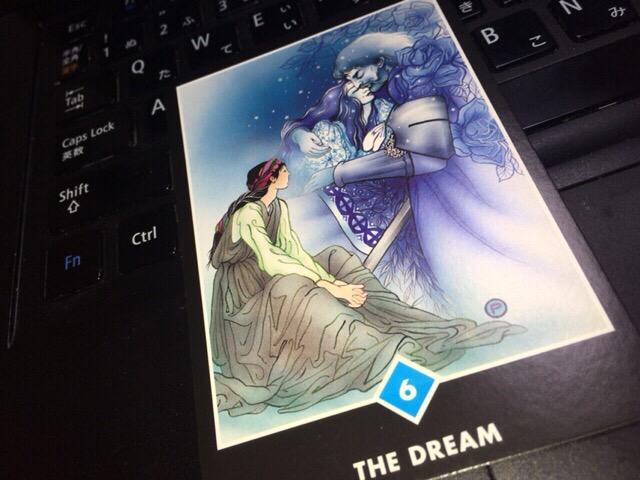THE DREAM 夢 OSHO ZEN TAROT