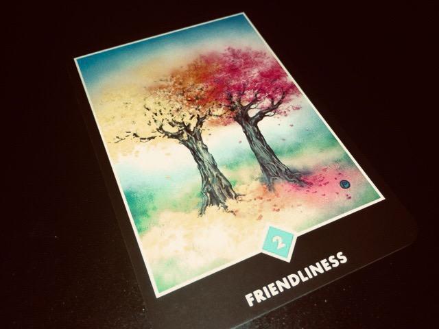 FRIENDLINESS 親しさ@OSHO 禅タロットで潜在意識と対話する。