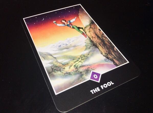 THE FOOL 愚者@OSHO 禅タロットで潜在意識と対話する。