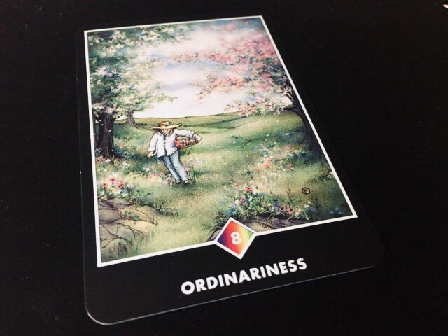ORDINARINESS 普通であること@OSHO 禅タロットで潜在意識と対話する。