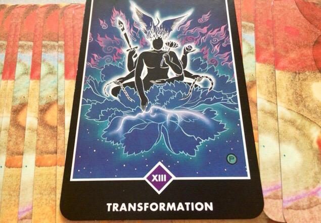 TRANSFORMATION 変容@OSHO 禅タロットで潜在意識と対話する。