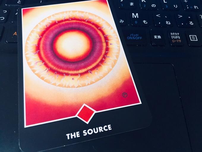 THE SOURCE 源@OSHO 禅タロットで潜在意識と対話する。