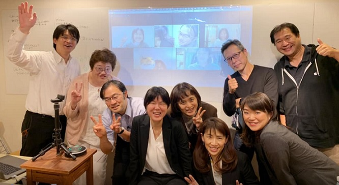 「梅村さんのためのブログ講座」あのブロガーさんに聞いてみよう!Season2 オンライン(ZOOM)にて参加。