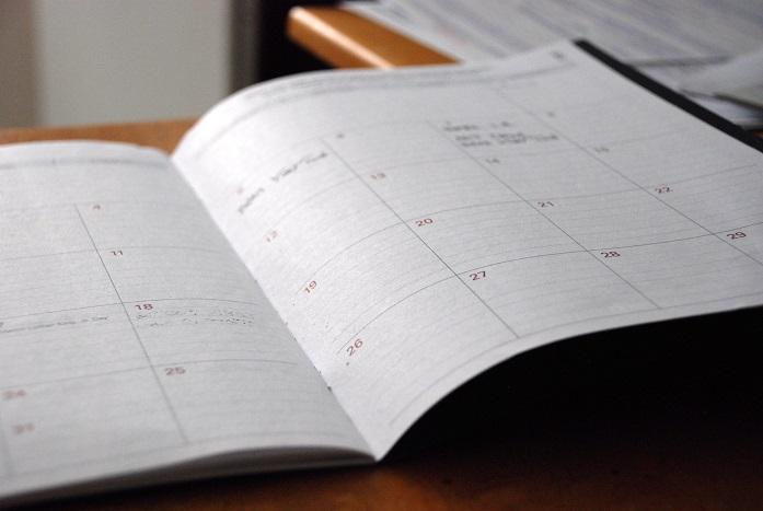 11月の始まり!毎月一日は、やりたいことを書きだす。