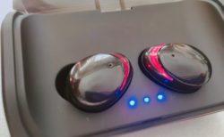 Bluetoothのワイヤレスイヤホン カナル型 スマホとペアリングさせて95時間連続稼働の巻
