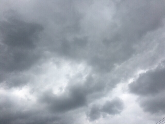 今日の空を記しておこう。2019Feb01【2019年沖縄旅行】