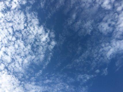 今日の空を記しておこう。2019Feb3【2019年沖縄旅行】
