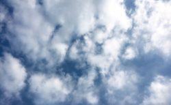 今日の空を記しておこう。2019Feb21