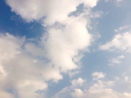今日の空を記しておこう。2019Mar5