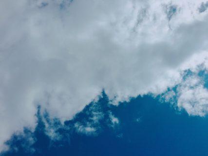今日の空を記しておこう。2019Mar21 春分の日