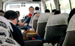 ワーケーションツアーで小山町に行ってきます。