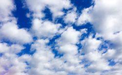 今日の空を記しておこう。2019May07