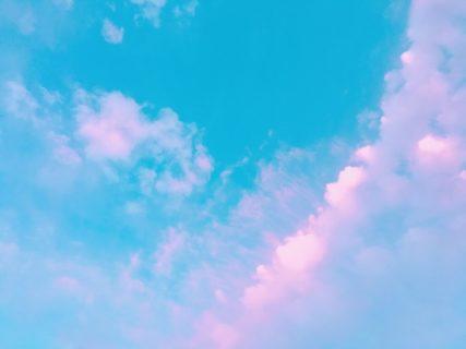 今日の空を記しておこう。2019May11 夕焼けが綺麗だった。
