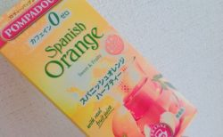 スパニッシュオレンジハーブティー ノンカフェインの飲み物