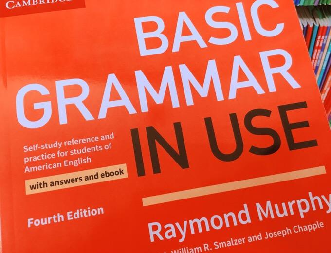 Basic English Grammar in Use 英文法の本、 結局、買ってしまった【DMM英会話】