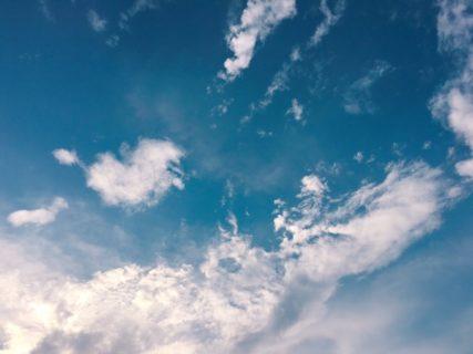 今日の空を記しておこう。2019Sep10