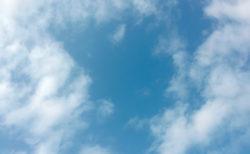 今日の空を記しておこう。2019Oct06