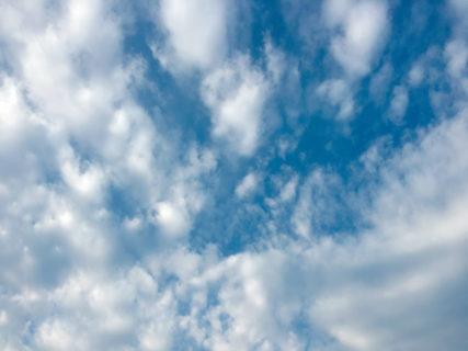 今日の空を記しておこう。虹と富士山と。2020Jan06