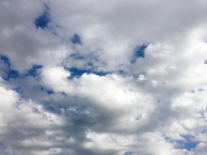 今日の空を記しておこう。2020Feb04