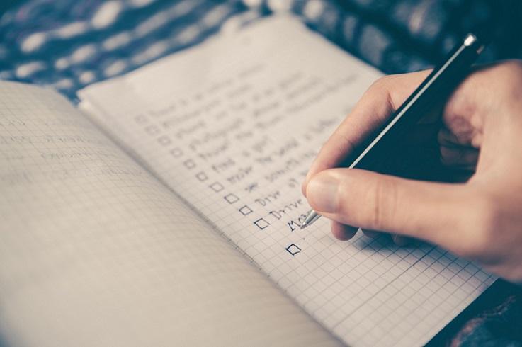 毎日チャレンジ中のものを書き出してみる。記録用の記事をどうしようか考え中。