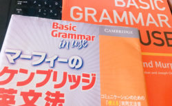 Grammar in Use (Basic) が終わらない。