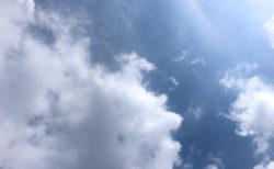 もう夏が来てしまったんだね【今日の空を記しておこう】2020Jun02