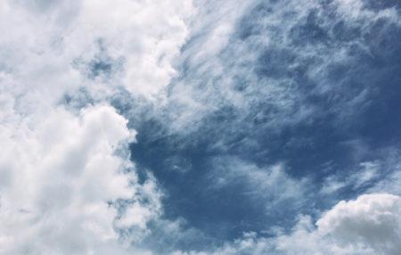今日の空を記しておこう。2020Jun23