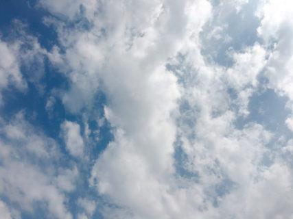 今日の空を記しておこう。2020Jun29