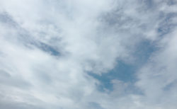 今日の空を記しておこう。2020July10