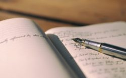 毎月1日はノートに書きだす日。コツは書きたことがすべて叶うならと考えることから始める【Welcome July 2020】