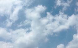 今日の空を記しておこう。2020Aug17