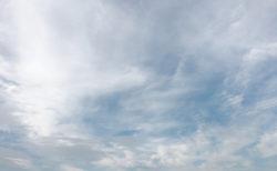 今日の空を記しておこう。2020Aug23