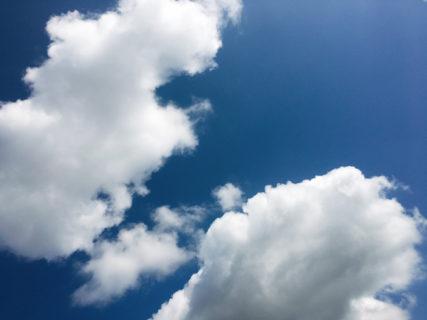 今日の空を記しておこう。2020Aug28