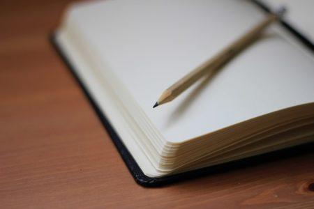 毎月1日はノートに書き出す日。世界で一番自分を大切にするプロジェクト:それは自分を知ることから【Welcome August 2020】