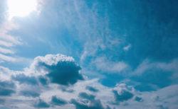 今日の空を記しておこう。2020Oct07