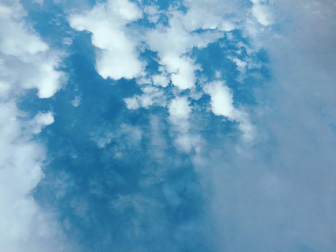 今日の空を記しておこう。2020Nov08