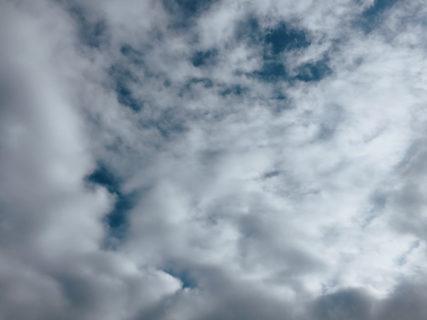 今日の空を記しておこう。2020Nov29