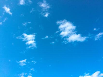 今日の空を記しておこう。2021Mar15