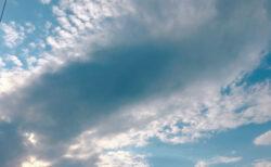 今日の空を記しておこう。2021Apr27