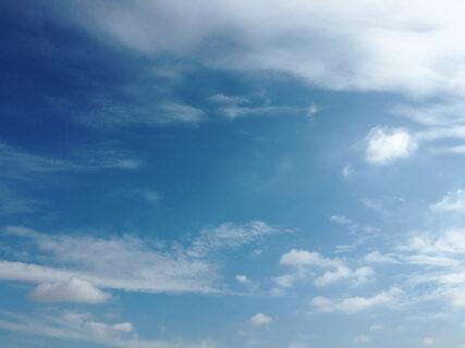 今日の空を記しておこう。2021July28